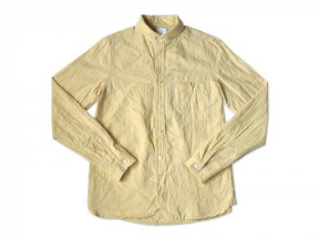 maillot sunset round work shirts YELLOW