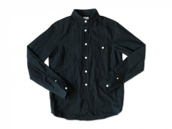 maillot sunset round work shirts BLACK