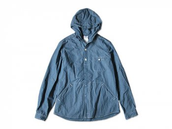 maillot 70/30 cloth shirts parka BLUE