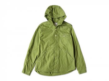 maillot 70/30 cloth shirts parka GREEN