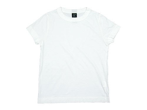 homspun 天竺半袖Tシャツ サラシ