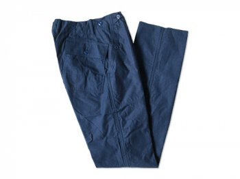 TATAMIZE BAKER PANTS INK BLUE