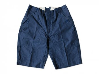 TATAMIZE BAKER SHORTS INK BLUE