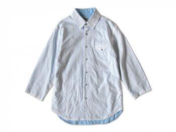 EEL スプリングシャツ 11 WHITE