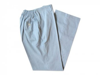 Charpentier de Vaisseau SCHOOL PANTS NAVY STRIPE