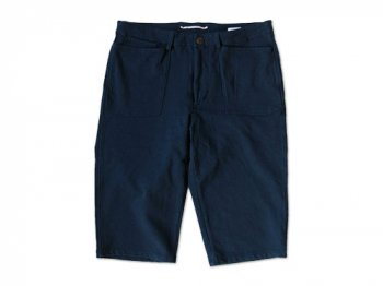 dip SWEAT SHORTS NAVY