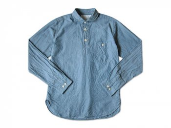 dip OX P/O SHIRTS BLUE