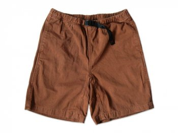 GRAMICCI GRAMICCI SHORTS BROWN