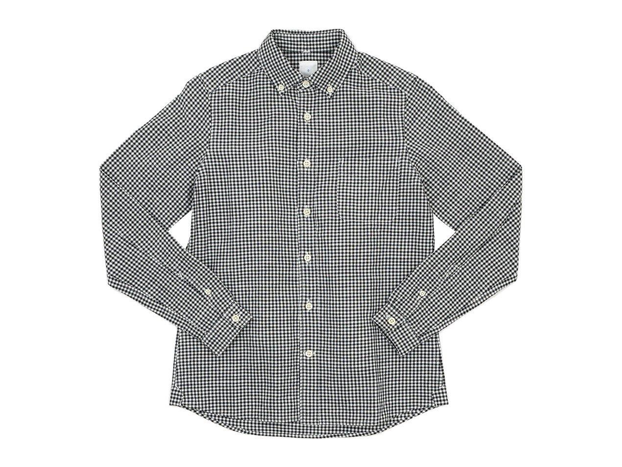maillot sunset gingham B.D. shirts BLACK x WHITE