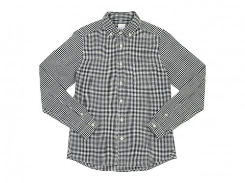 maillot sunset gingham B.D. shirts