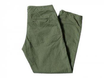 maillot toppo chino pants OLIVE