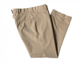 maillot traditional trouser BEIGE
