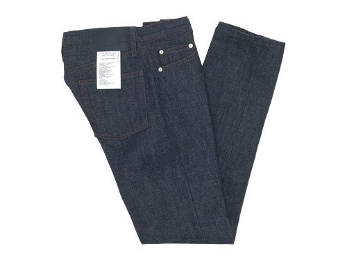 TUKI type1 01indigo denim