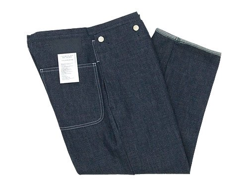 TUKI type3 01indigo denim