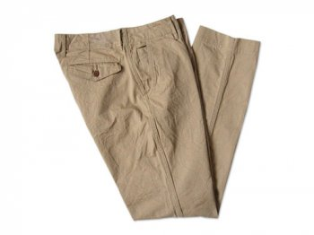ordinary fits BASIC TIGHT CHINO BEIGE