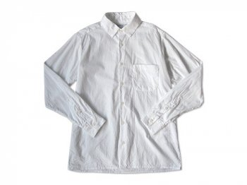 ordinary fits CONCEAL SHIRT OFF WHITE