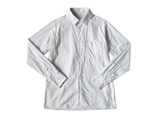 ordinary fits CONCEAL SHIRT BLUE STRIPE
