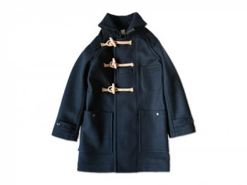 TATAMIZE DUFFLE COAT NAVY