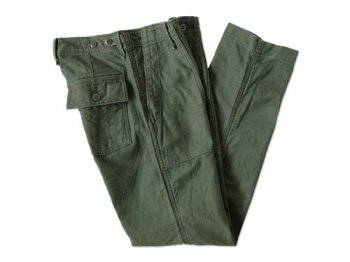 ordinary fits FATIGUE PANTS OLIVE