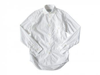 ordinary fits BARISTA SHIRT WHITE
