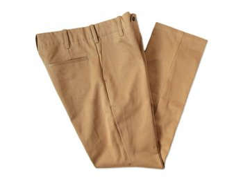 TUKI trousers 20camel