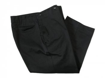 TUKI cropped pants 09black