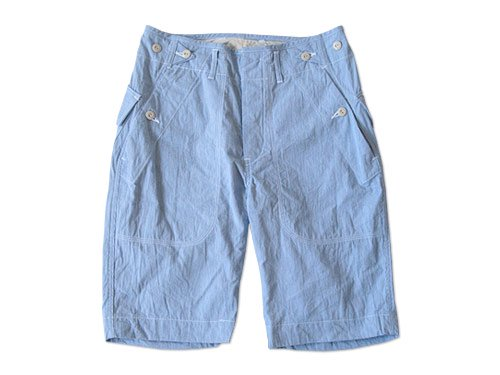 TATAMIZE BAKER SHORTS STRIPE