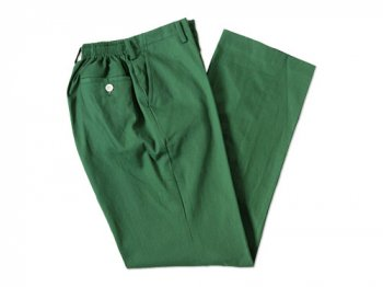 Charpentier de Vaisseau SCHOOL PANTS DARK GREEN