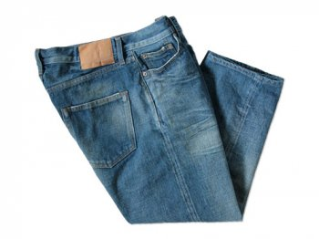 ordinary fits 5PKT CROPPED DENIM USED