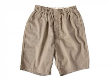 ordinary fits TRAVEL SHORTS BEIGE