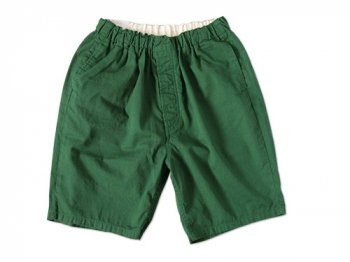 ordinary fits TRAVEL SHORTS GREEN