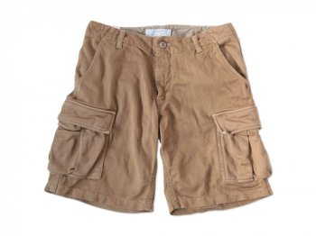 ordinary fits RUSSELL CARGO SHORTS BEIGE