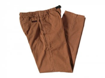 GRAMICCI GRAMICCI PANTS BROWN