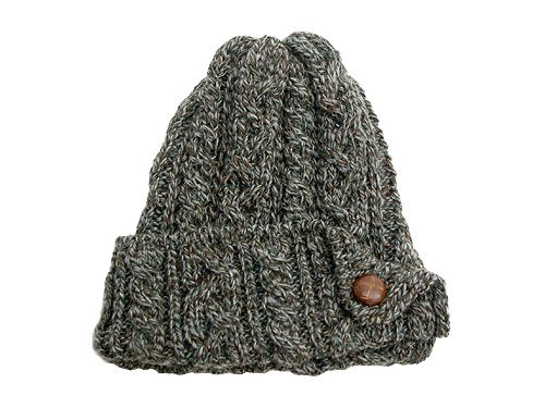HIGHLAND 2000 BUTTON BONNET DERBY TWEED