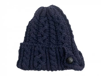 HIGHLAND 2000 BUTTON BONNET NAVY