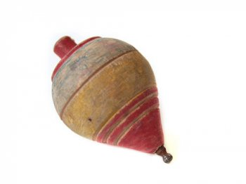 木製のコマ