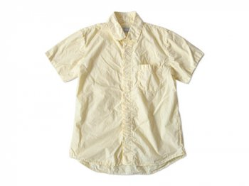 ordinary fits SHIRRING SHIRT YELLOW
