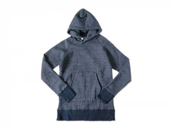 maillot Sweat pull parka TOP NAVY
