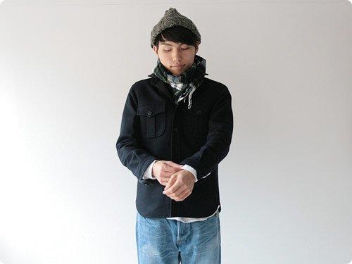 maillot NAVY CPO JACKET