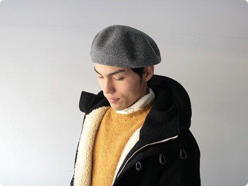 maillot wool beret