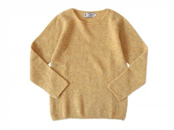 NOR' EASTERLY WIDE NECK SWEATER MAZIPAN