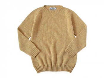 NOR' EASTERLY CREW NECK SWEATER MAZIPAN