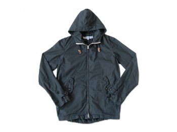 ordinary fits SWING PARKA INK BLACK