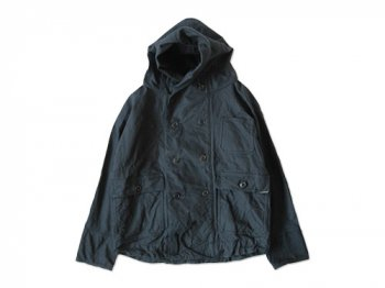 ordinary fits DOUBLE PARKA BLACK
