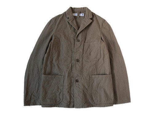 ordinary fits WORK TAILORED JACKET