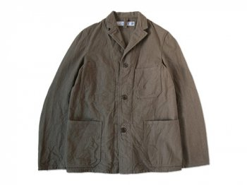 ordinary fits WORK TAILORED JACKET KHAKI