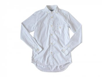 ordinary fits BARISTA SHIRT OX WHITE