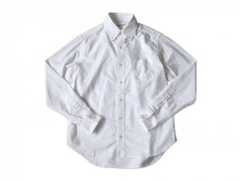 DAILY WARDROBE INDUSTRY DAILY B.D. SHIRT WHITE