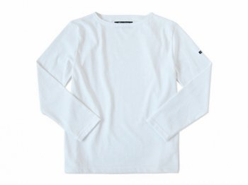 Le minor by DAILY WARDROBE INDUSTRY カットソー MONDAY(WHITE)