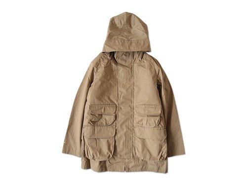 EEL オーロラマンコート / BarBon Coat